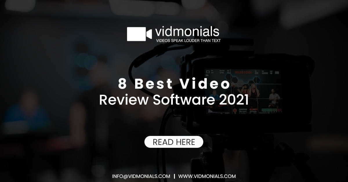 8 Best Video Review Software 2021