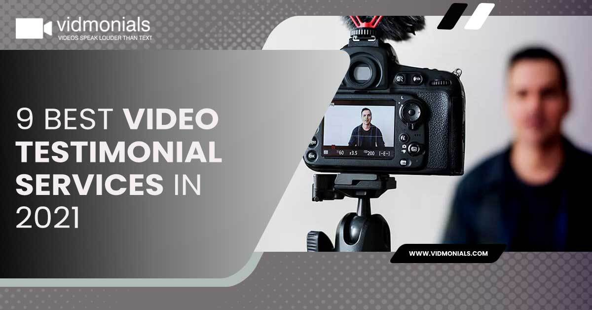 9 Best Video Testimonial Services in 2021