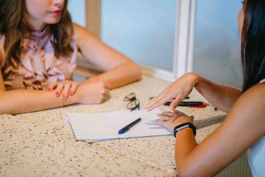 Develop a long-term relationship with potential clients