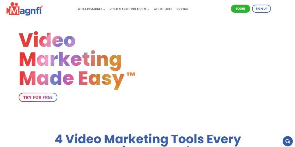 Magnfi - Video testimonial services