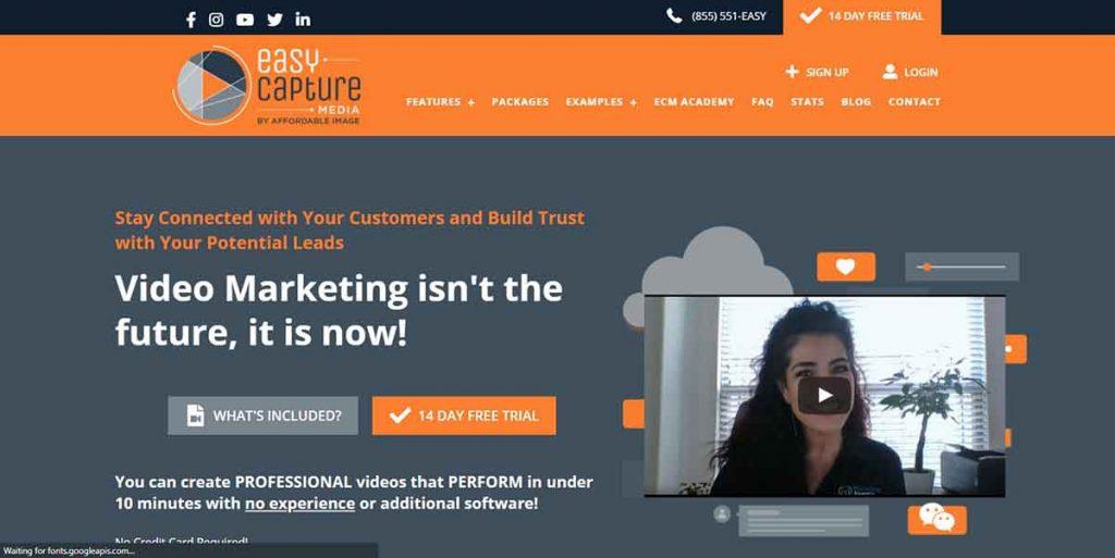 easycapturemedia - Customer Review Software