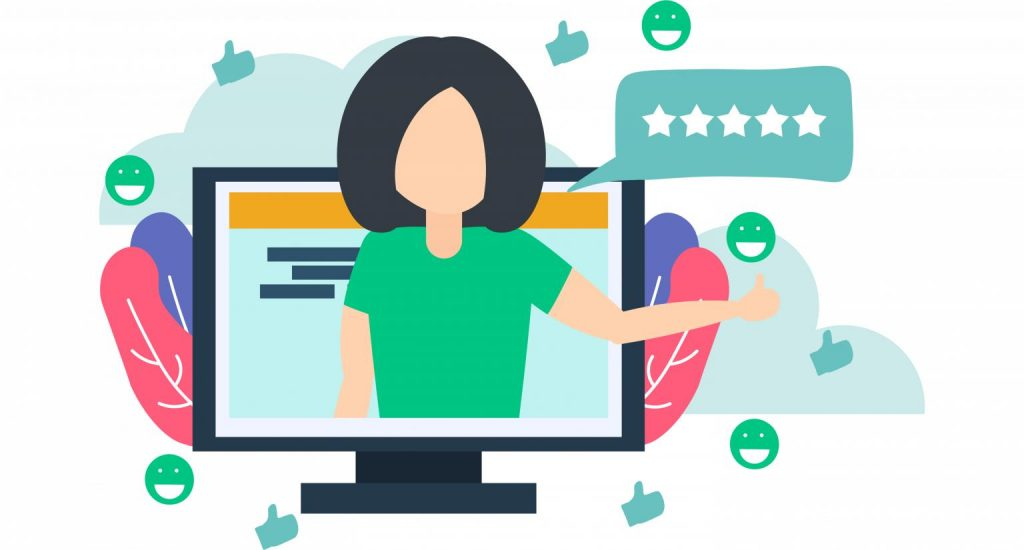 Customer Review Software build a trustful business