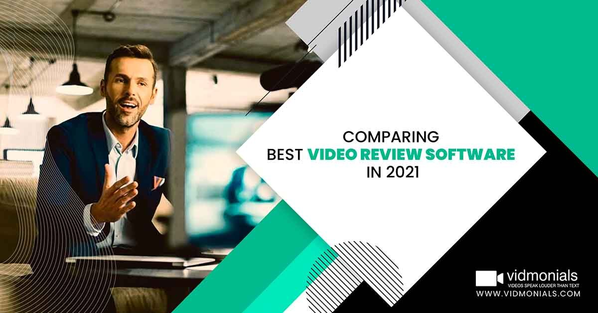 Comparing best video review software in 2021